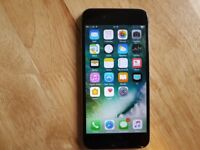 iPhone 6 . Space grey Unlocked for any network.