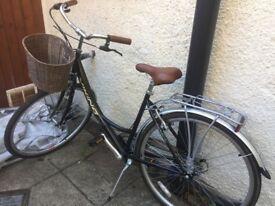 Ladies Upright Viking Bicycle