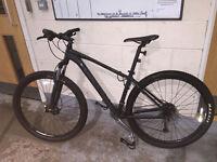 Giant 29er Talon 2015 Black Mountain Bike £500 O.N.O.