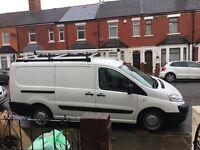 Man with van