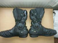 Frank Thomas Motorcycle boots
