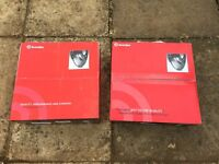 Brembo brake discs front and rear for BMW e46 330ci