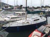Albin Vega 27 c1971 (NV) offshore sloop yacht