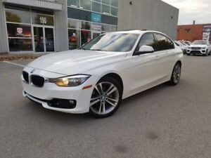 2015 BMW 320I xDrive RED INTERIOR EXTRA CLEAN