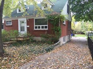 Welcome to 189 Lorraine Avenue 4 Bedroom house Downtown