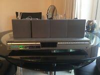 Sony 5.1 DVD player region free