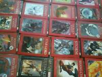 Marvel encoylopeia and hardback character books