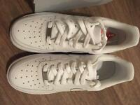 Nike Air Force One size 6 (NEW)