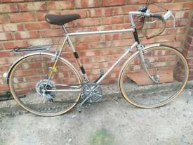 Raleigh madele road racer touring bike bicycle