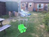 Tesco Baby Safety Swing, Excellent Condition - must go, need space!