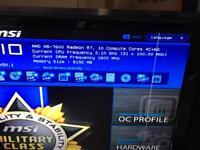 AMD A8 7600 APU CPU £25ONO