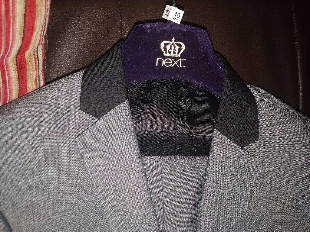 Smart Grey Men's Suit