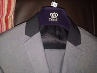 Smart Grey Men's Suit