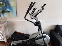 NordicTrack C7.5 Elliptical Cross Trainer - 3 months old