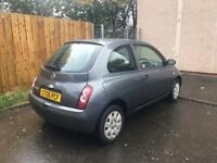 2005 NISSAN MICRA 1.0 E 3 DOOR HATCHBACK WITH 11 MONTHS MOT