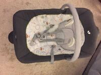 Joie baby bouncer - Like new