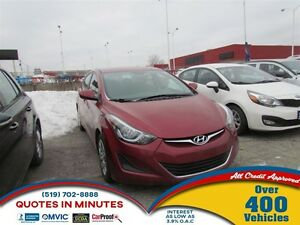 2016 Hyundai Elantra GL | ONE OWNER | HEATED SEATS | BLUETOOTH