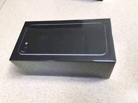 Brand New Apple Iphone 7 128GB Jet Black - smartphone Mobile phone sealed *VODAFONE*