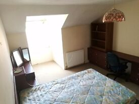 Specious double bedroom for rent