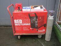SWP 180 Turbo Mig Welder - Brand New In Box240volt