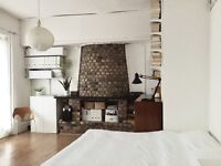 Cosy studio in North Central London (Stoke Newington) available from mid December until mid January