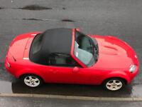 Mazda MX-5 Red and White edition. Immaculate.