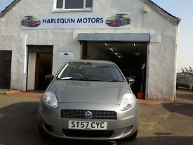 2007 FIAT PUNTO 1.2L PETROL ONE OWNER FSH LOW MILEAGE YEAR MOT SERVICED WARRANTY MUST BE SEEN