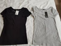 Ladies brand new top bundle size 10 tops x 4