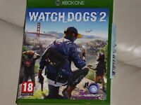 Xbox One Watchdogs 2