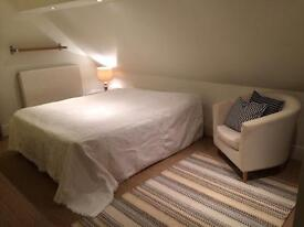 Double room with own shower room, all bills included
