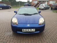 Toyota MR2 1.8 CONVERTIBLE -
