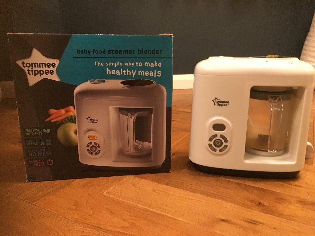 Tommee Tippee Baby Food Steamer Blender In Watford Hertfordshire Gumtree