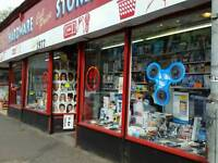 Fidget Spinners...large stock...2 mins from Ibrox.