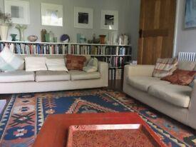 2 lovely Habitat sofas for sale