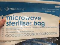 Microwave Steriliser bag