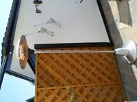 Out door Floor standing Electric Patio Heater.