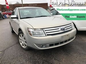 2009 Ford Taurus Limited | AWD | LEATHER | ROOF