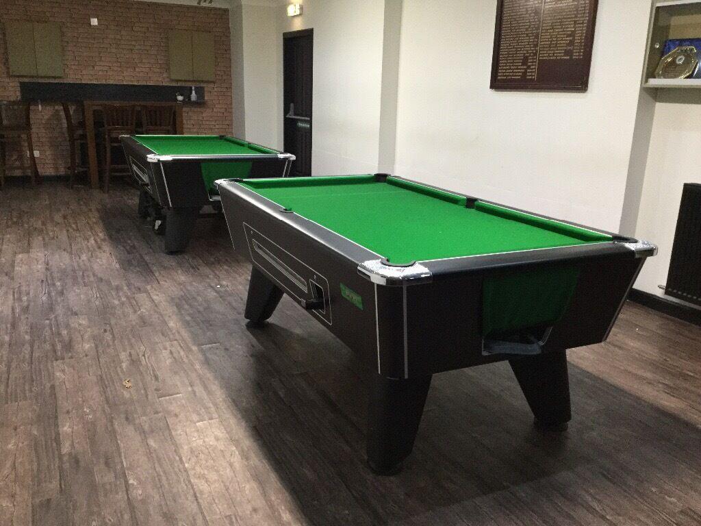 Supreme Winner Pool Table Brand New