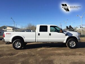 2010 Ford Super Duty F-350  4WD XLT DIESEL LONG BOX
