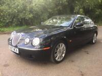 Jaguar S-Type 2.7 D V6 SE 4dr HPI CLEAR+6 MONTH WARRANTY.FSH