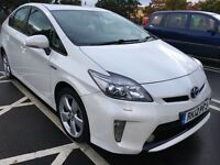Toyota Prius Spirit 2012 (12reg) PCO registered, For Rent / Hire £140 a week.