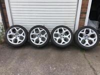 Bmw X5 Wheels/Alloys E70