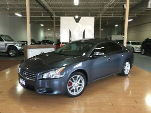 2010 Nissan Maxima SV - CLEAN CARPROOF, LEATHER, SUNROOF, SOLD
