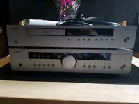 Arcam A85 amp & Arcam 73 cd player.