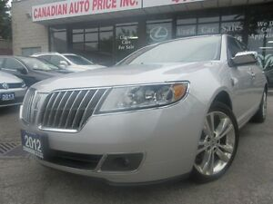 2012 Lincoln MKZ AWD-NAVIGATION-CAMERA-LOADED-