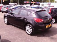 2012 ASTRA ACTIVE 5 DOOR 1398cc 12 MONTHS M.O.T 6 MONTHS WARRANTY (FINANCE AVAILABLE)