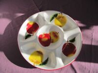 FRUIT SERVING PLATE BY LEONARDO LIFESTYLE