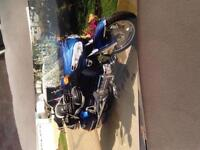 1800 Gold Wing Motorcycle & Cargo Trailer &Acc.
