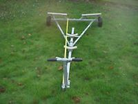 Boat Launching Trailer/Trolly extendable see pictures