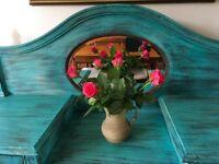 Vintage Solid Oak Sideboard / Dresser